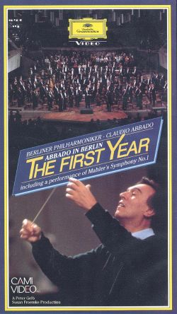 Abbado in Berlin: The First Year