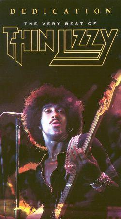 Thin Lizzy: Dedication
