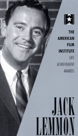 The AFI Lifetime Achievement Awards: Jack Lemmon