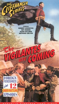 The Vigilantes Are Coming [Serial]