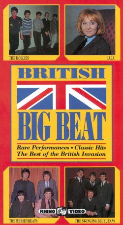 British Big Beat: The Invasion