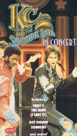 K.C. and the Sunshine Band: In Concert