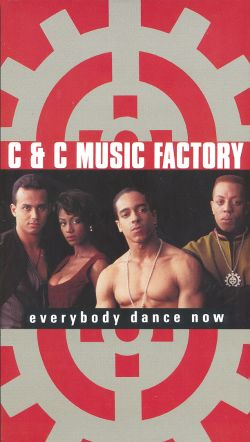 C & C Music Factory: Everbody Dance Now