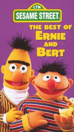 Sesame Street: The Best of Ernie and Bert