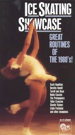Ice Skating Showcase: Great Routines of the 1980s!