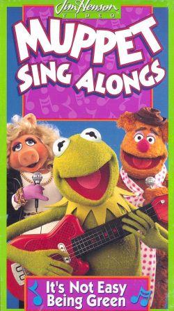 Muppet Sing-Alongs: It's Not Easy Being Green