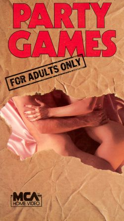 Party Games: For Adults Only
