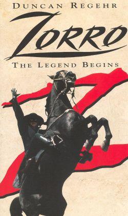 Zorro: The Legend Begins