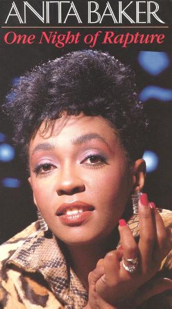 Anita Baker: One Night of Rapture