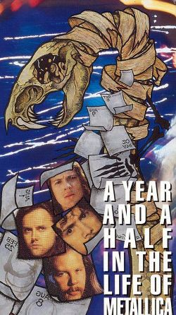 Metallica: A Year and a Half in the Life of Metallica