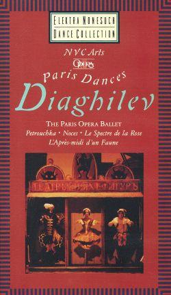 Paris Dances Diaghilev