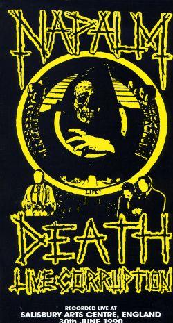 Napalm Death: Live Corruption