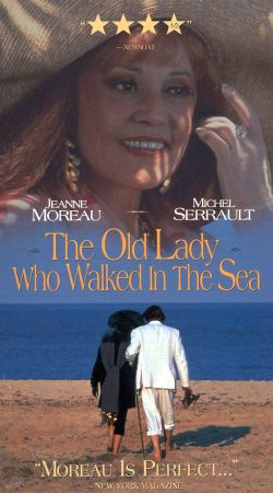 La Vieille Qui Marchait Dans la Mer