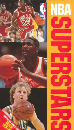 NBA: Superstars, Vol. 1