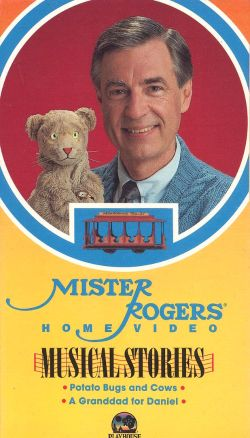 Mister Rogers Home Video: Musical Stories