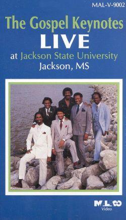 Gospel Keynotes: Live at Jackson State University
