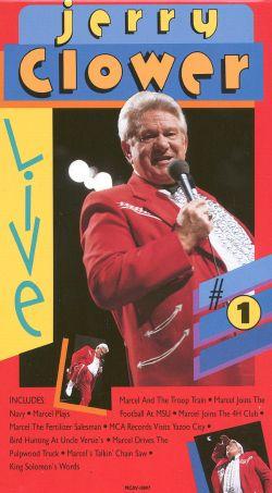 Jerry Clower: Live, Vol. 1