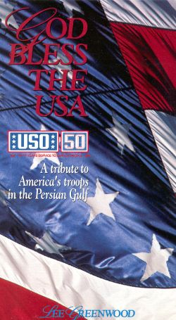 Lee Greenwood: God Bless the USA