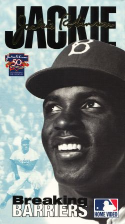 MLB: Jackie Robinson - Breaking Barriers