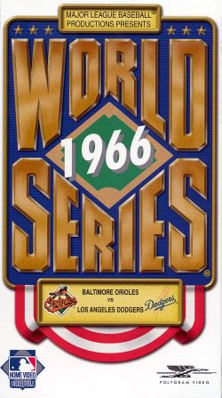 MLB: 1966 World Series