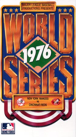 MLB: 1976 World Series