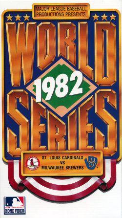 MLB: 1982 World Series - St. Louis vs. Milwaukee