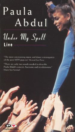 Paula Abdul: Under My Spell Live