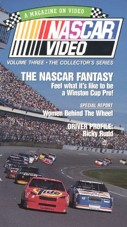 NASCAR Video: Collector's Series, Vol. 3: The Nascar Fantasy