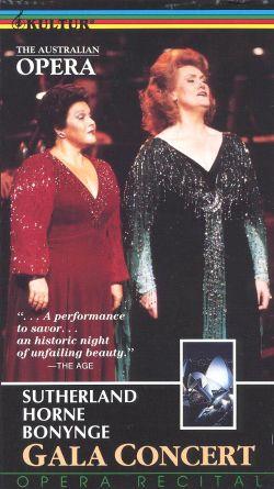 Sutherland, Horne, Bonynge Gala Concert
