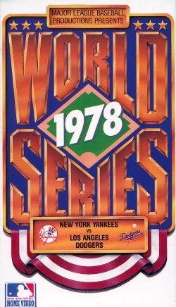 MLB: 1978 World Series - New York Yankees vs. Los Angeles Dodgers
