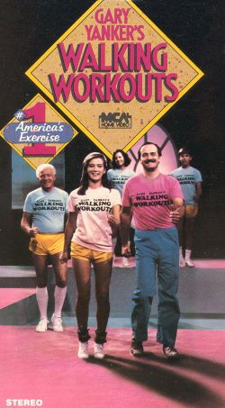 Gary Yanker's Walking Workouts
