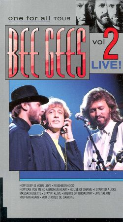 Bee Gees: One for All Tour, Vol. 2
