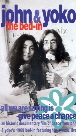 John Lennon and Yoko Ono: The Bed-In