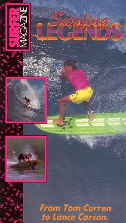 Surfer Magazine: Surfing Legends