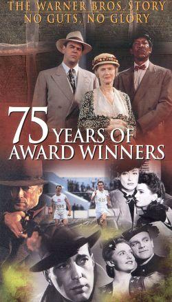 The Warner Bros. Story: No Guts, No Glory - 75 Years of Award Winners