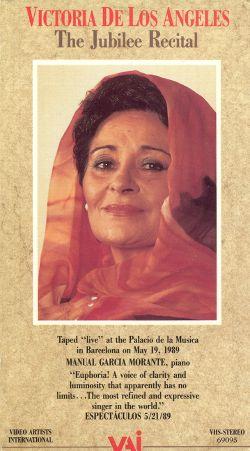 Victoria de los Angeles: The Jubilee Recital