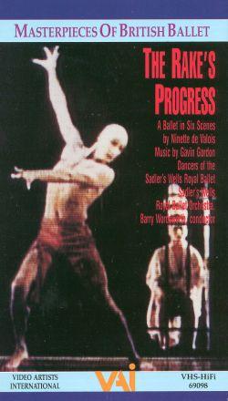 The Rake's Progress (Sadler's Wells Royal Ballet)