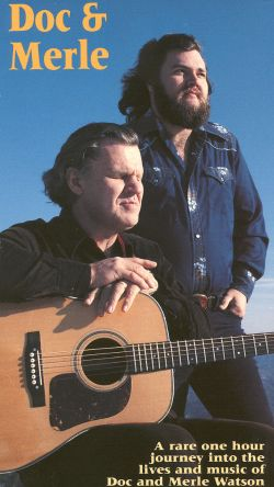 Doc and Merle Watson: Live Ramblin'