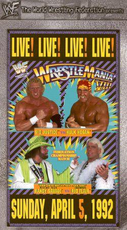 WWF: Wrestlemania VIII