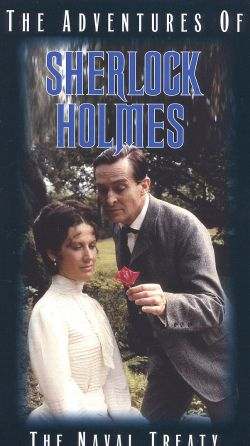 Adventures of Sherlock Holmes: The Naval Treaty