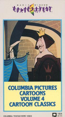 Columbia Pictures Cartoons Volume 4: Cartoon Classics