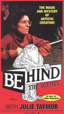 Behind the Scenes with Julie Taymor