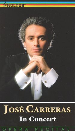 Jose Carreras: In Concert