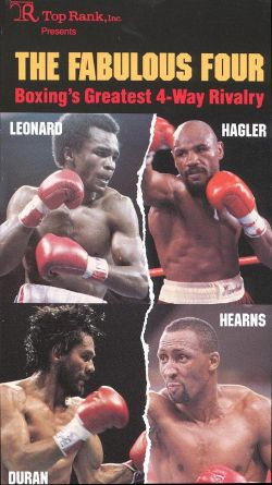 The Fabulous Four: Boxing's Greatest 4-Way Rivalry