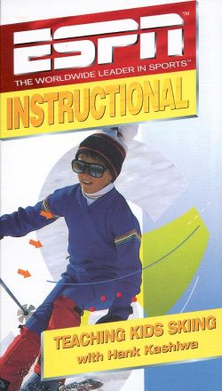 ESPN Instructional: Teaching Kids Skiing with Hank Kashiwa