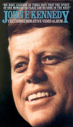 John F. Kennedy: The Commemorative Video Album