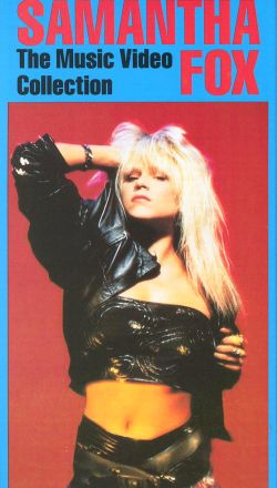 Samantha Fox: The Music Video Collection