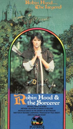 Robin Hood and the Sorcerer