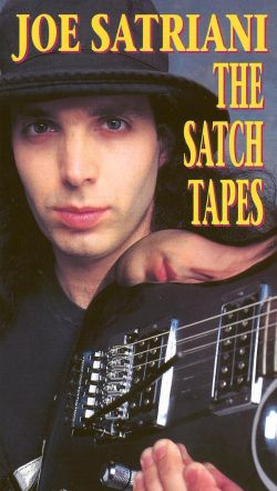 Joe Satriani: The Satch Tapes