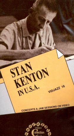 Stan Kenton: In the USA